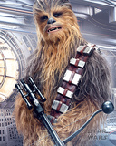 Star Wars: Episodio VIII - Gli ultimi Jedi - Chewbecca con la balestra Poster