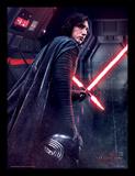 Star Wars: The Last Jedi - Kylo Ren Rage Samletrykk