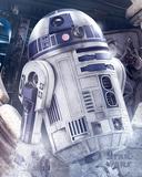 Star Wars: Episode VIII - Die letzten Jedi - R2-D2 Droid Poster