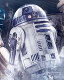 Star Wars: Episode VIII- The Last Jedi -R2-D2 Droid Prints