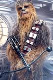 Star Wars, épisode VIII : Les Derniers Jedi, La Guerre des Étoiles - Chewbacca avec arbalète laser Posters
