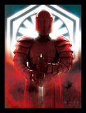 Star Wars: The Last Jedi - Elite Guard Defend Samletrykk