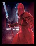 Star Wars: The Last Jedi - Elite Guard Blade Samletrykk