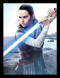 Star Wars: The Last Jedi - Rey Engage Samletrykk