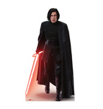 Star Wars VIII The Last Jedi - Kylo Ren™ Action Cardboard Cutouts