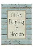 Farm Sentiment I Prints by Alonzo Saunders