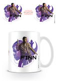 Star Wars: The Last Jedi - Finn Icon Mug Krus