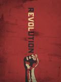 """""""Revolution"""" Poster di Rebecca Peragine"""
