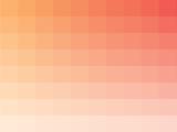 Spettro delle tonalità di arancione, rettangolare Foto di Rebecca Peragine