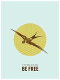 """""""Be free"""" (sii libero) - nr. 2 Stampe di Rebecca Peragine"""