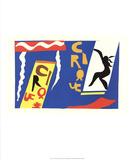 The Circus Posters av Henri Matisse