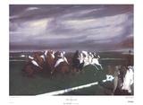 Polo at Lakewood Samletrykk av George Bellows