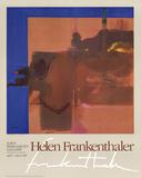 Rio Grande Impressão colecionável por Helen Frankenthaler