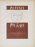 Poteries de Picasso Samletrykk av Pablo Picasso