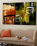Graffiti Crowns Kunstdrucke von Tracy Hiner