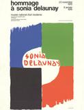 Tribute to Sonia Delaunay Samletrykk av Sonia Delaunay