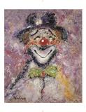 Happy Clown Samletrykk av Elmo Gideon