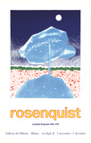 Delivery Hat Impressão colecionável por James Rosenquist