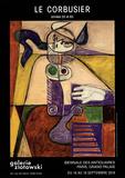 Biennale des Antiquaires Affischer av Le Corbusier,
