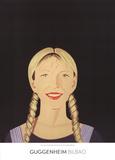 Jessica Smiles Stampe di Alex Katz