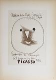 Exposition de Ceramiques II Impressão colecionável por Pablo Picasso