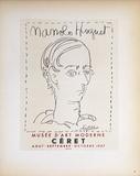 Manolo Huguet Impressão colecionável por Pablo Picasso