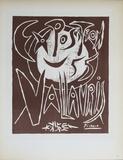 Exposition Vallauris III Sammlerdrucke von Pablo Picasso