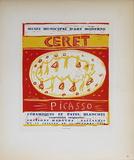 Musee Municipal Ceret Impressão colecionável por Pablo Picasso