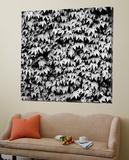 Wall of Leaves Láminas por Kyle Goldie