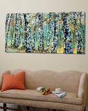 Treescape 12516 Art by Carole Malcolm