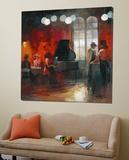 Rendez vous II Plakat av Willem Haenraets