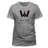 Justice League Movie - Wayne Aerospace T-shirts