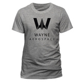 La Liga de la Justicia (película) - Logo Wayne Aerospace T-Shirts