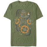Star Wars: The Last Jedi - Big BB-Matic T-Shirts