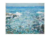 Surf  Isles of Shoals  1913