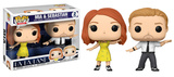 La La Land - Mia & Sebastian POP Figures Legetøj