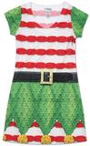 Elf Dress Robe mini