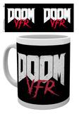 Doom VFR - mug con logo Tazza