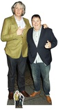 Edd China and Mike Brewer - Mini Cutout Included Cardboard Cutouts