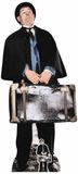Oliver Hardy - inkludert mini-pappfigur Pappfigurer