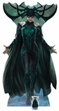 Thor: Ragnarok - Hela Asgardian Goddess - Mini Cutout Included Cardboard Cutouts
