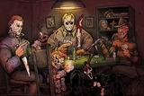 Slashers Affiches par  Big Chris Art