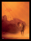 Blade Runner 2049 - Harrison Ford Teaser Collector Print
