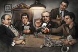 Gangers Affiches par  Big Chris Art
