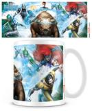 Inhumans - Team Mug