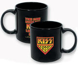 KISS - Army You Can Kiss My KISS Loving Ass 20oz Ceramic Mug Mug