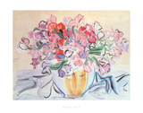 Vase De Pois De Senteur Giclee Print by Raoul Dufy