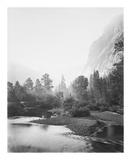 Mt. Starr King, Yosemite プレミアムエディション : Carleton E Watkins