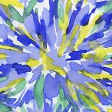 Floral Pop Giclee Print by Kristine Hegre