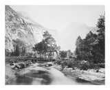 The Domes, Yosemite プレミアムエディション : Carleton E Watkins